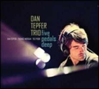 CD Five Pedals Deep di Dan Tepfer (Trio)