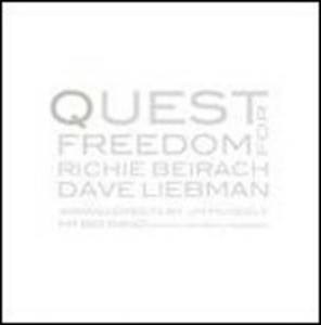 CD Quest for Freedom David Liebman , Richie Beirach