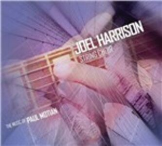 CD The Music of Paul Motian di Joel Harrison (String Choir)