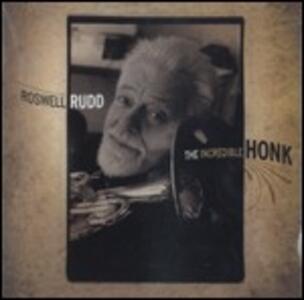 The Incredible Honk - CD Audio di Roswell Rudd