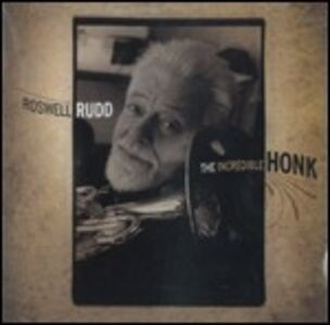 CD The Incredible Honk di Roswell Rudd