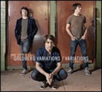CD Variazioni Goldberg di Dan Tepfer