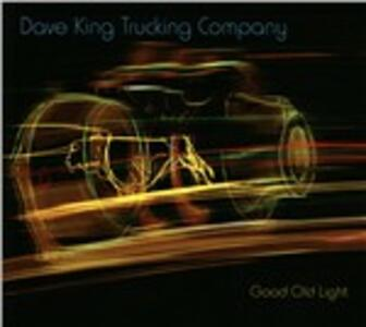 Good Old Light - CD Audio di Dave King