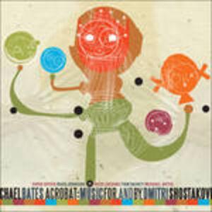 Foto Cover di Acrobat, CD di Michael Bates, prodotto da Sunnyside