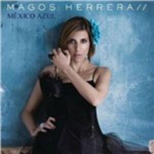 CD Mexico Azul di Magos Herrera