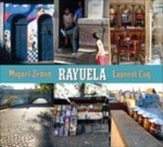 CD Rayuela di Miguel Zenon
