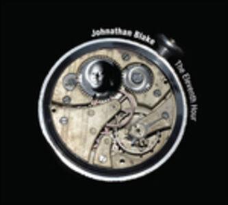 CD Eleventh Hour di Johnathan Blake
