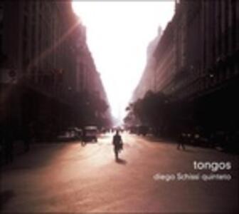 Tongos - CD Audio di Diego Schissi