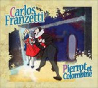CD Pierrot et Colombine di Carlos Franzetti