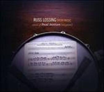 Drum Music - CD Audio di Russ Lossing