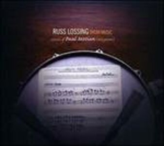 CD Drum Music di Russ Lossing