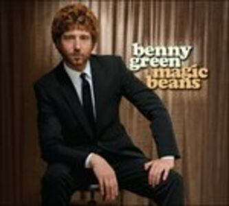 Foto Cover di Magic Beans, CD di Benny Green, prodotto da Sunnyside