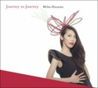 CD Journey to Journey di Miho Mazama