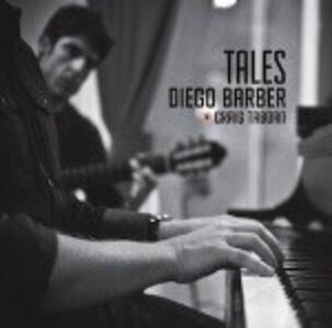 Tales - CD Audio di Diego Barber