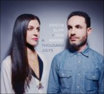 CD Thousand Julys di Kristin Slipp