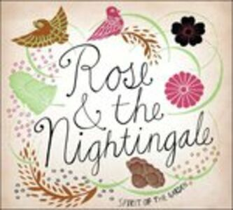 CD Spirit of Garden Nightingale , Rose