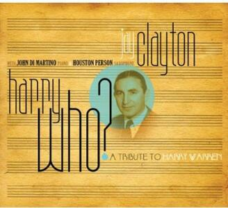 Harry Who - CD Audio di Jay Clayton