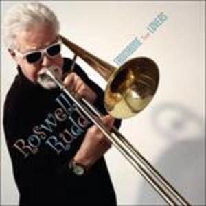 CD Trombone for Lovers di Roswell Rudd