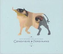 Genevieve & Ferdinand - CD Audio di Kate McGarry