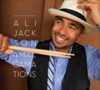 CD Amalgamations di Ali Jackson