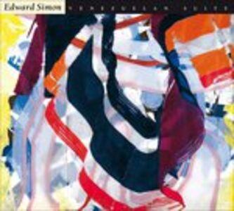CD Venezuelan Suite di Edward Simon