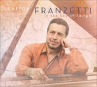 CD In the Key of Tango di Carlos Franzetti