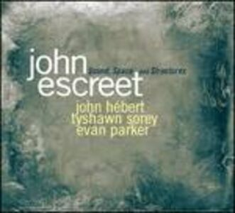 CD Sound, Space & Structures di John Escreet