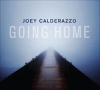 CD Going Home di Joey Calderazzo