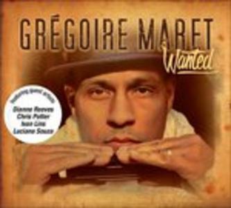 CD Wanted di Grégoire Maret