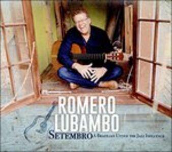 Foto Cover di Setembro, CD di Romero Lubambo, prodotto da Sunnyside