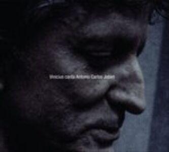 CD Vinicius canta Antonio Carlos Jobim di Vinicius Cantuaria