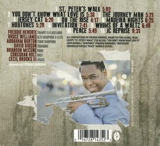 Jersey Cat - CD Audio di Freddie Hendrix - 2