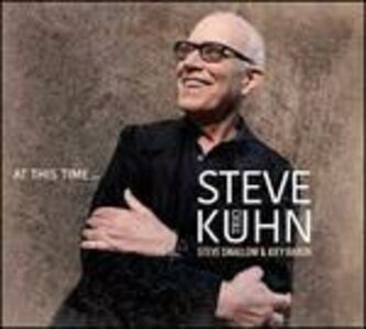 CD At This Time di Steve Kuhn
