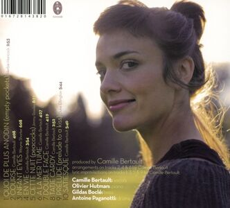 CD En vie di Camille Bertault 1
