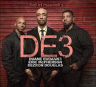 Foto Cover di Live at Maxwell's, CD di AA.VV prodotto da Sunnyside