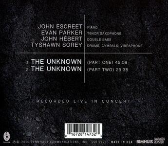 CD Unknown di John Escreet 1