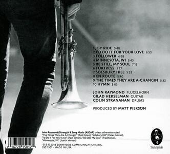 Joy Ride - CD Audio di John Raymond,Real Feels - 2