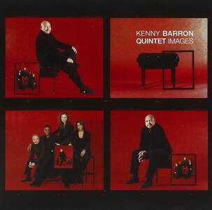 Images - CD Audio di Kenny Barron