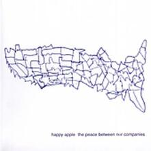 Peace Between Our Companies - CD Audio di Happy Apple