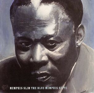 CD Blue Memphis Suite di Memphis Slim