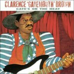 Foto Cover di Gate'S On The Heat, CD di Clarence Gatemouth Brown, prodotto da Sunnyside