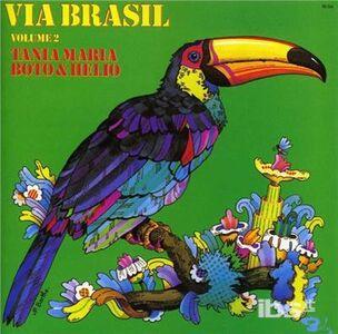 CD Viva Brazil 2 di Tania Maria