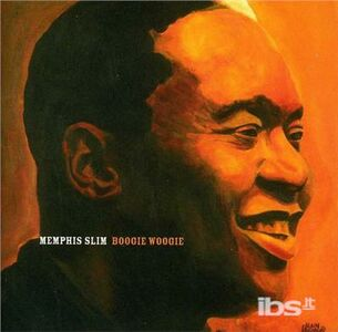 CD Boogie Woogie di Memphis Slim