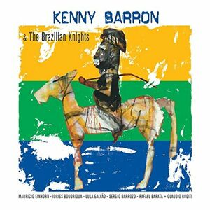 CD Kenny Barron di Kenny Barron