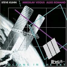Oceans In The Sky - CD Audio di Steve Kuhn