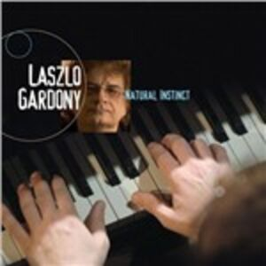 CD Natural Instinct di Laszlo Gardony