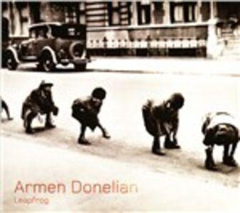 CD Leapfrog di Armen Donelian