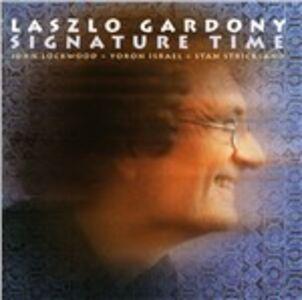 CD Signature Time di Laszlo Gardony