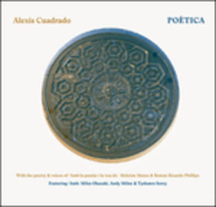 Poetica - CD Audio di Alexis Cuadrado