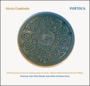 CD Poetica di Alexis Cuadrado